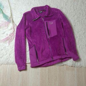 Mountain Hard Wear Magenta Furry Jacket
